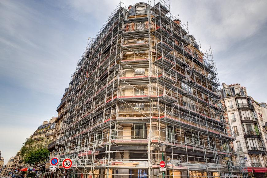Alquiler de andamios Málaga